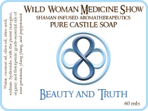 Master Cleanse - Beauty and Truth - Pure Castile Soap