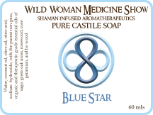 Master Cleanse - Blue Star - Pure Castile Soap