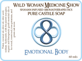 Master Cleanse - Emotional Body - Pure Castile Soap