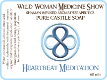 Master Cleanse - Heartbeat Meditation - Pure Castile Soap