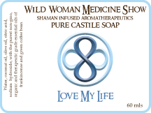 Master Cleanse - Love My Life - Pure Castile Soap