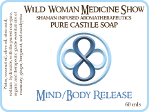 Master Cleanse - Mind/Body Release - Pure Castile Soap