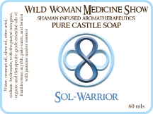 Master Cleanse - Sol-Warrior - Pure Castile Soap