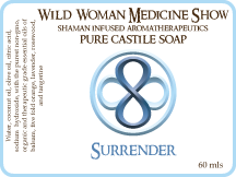 Master Cleanse - Surrender - Pure Castile Soap