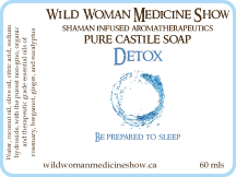 Traditional - Detox - Pure Castile Soap