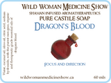 Traditional - Dragon's Blood - Pure Castile Soap