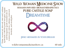 Traditional - Dreamtime - Pure Castile Soap