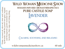 Traditional - Lavender - Pure Castile Soap