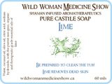 Traditional - Lime - Pure Castile Soap