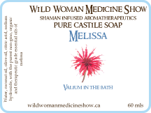 Traditional - Melissa - Pure Castile Soap