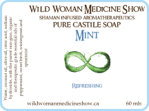 Traditional - Mint - Pure Castile Soap
