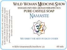 Traditional - Namaste - Pure Castile Soap