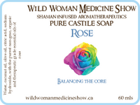Traditional - Rose - Pure Castile Soap