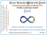 Traditional - Sage - Pure Castile Soap