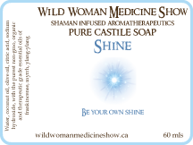 Traditional - Shine - Pure Castile Soap