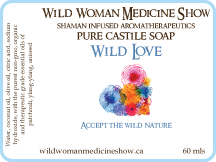 Traditional - Wild Love - Pure Castile Soap