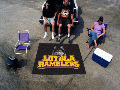 Loyola Tailgater Rug 5'x6'