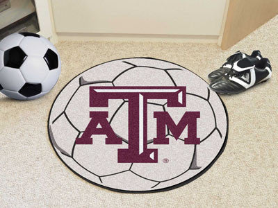 Texas A&M Soccer Ball