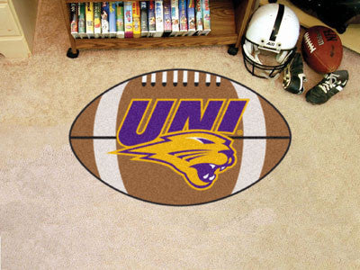 "Northern Iowa Football Rug 20.5""x32.5"""