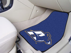 "Akron 2-piece Carpeted Car Mats 17""x27"""