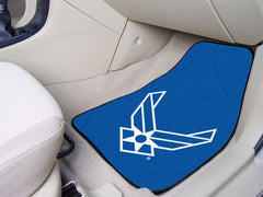"Air Force 2-piece Carpeted Car Mats 17""x27"""