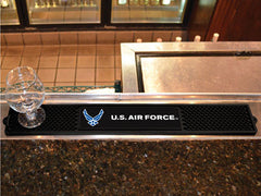"Air Force Drink Mat 3.25""x24"""