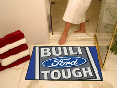 "Built Ford Tough All-Star Mat 33.75""x42.5"" - Blue"