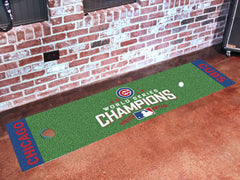 Chicago Cubs 2016 World Series Champions Putting Mat