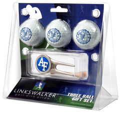 Air Force Falcons-Cap Tool 3 Ball Gift Pack