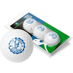 Air Force Falcons-3 Golf Ball Sleeve
