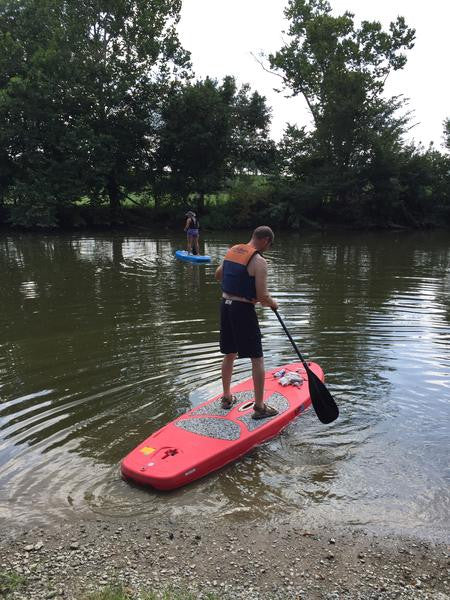 Stand Up Paddle Board in Red Rental