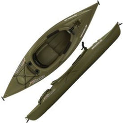 #1 Excursion 10 Fishing Sit-In Kayak Rental