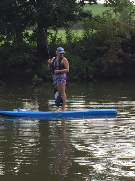 Stand Up Paddle Board in Blue Rental -April 1-July 9 Reservations-