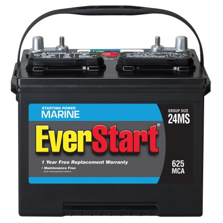 Extra Motor Battery Rental