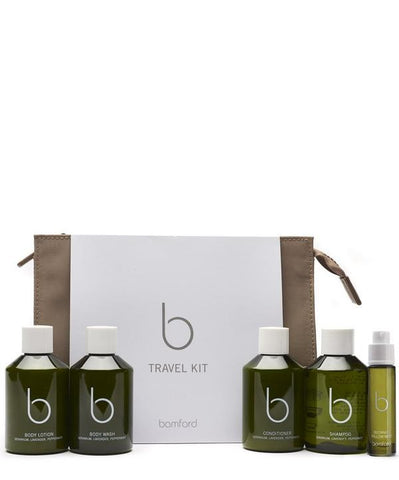 Aromatherapy Bamford Travel Kit