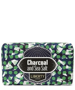 Liberty Charcoal and Seasalt