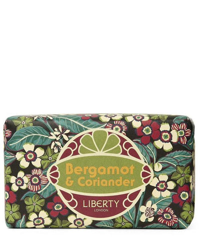 Liberty Bergomot and Corriander Soap