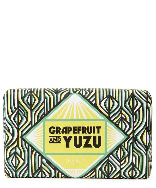 Liberty Yuza and Grapefruit Soap