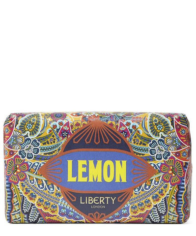 Liberty Lemon Soap