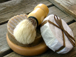 Starter Shave Kit, Boar Shaving Brush