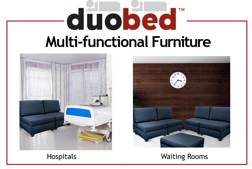 Healthcare Multi-functional Modular  Furniture