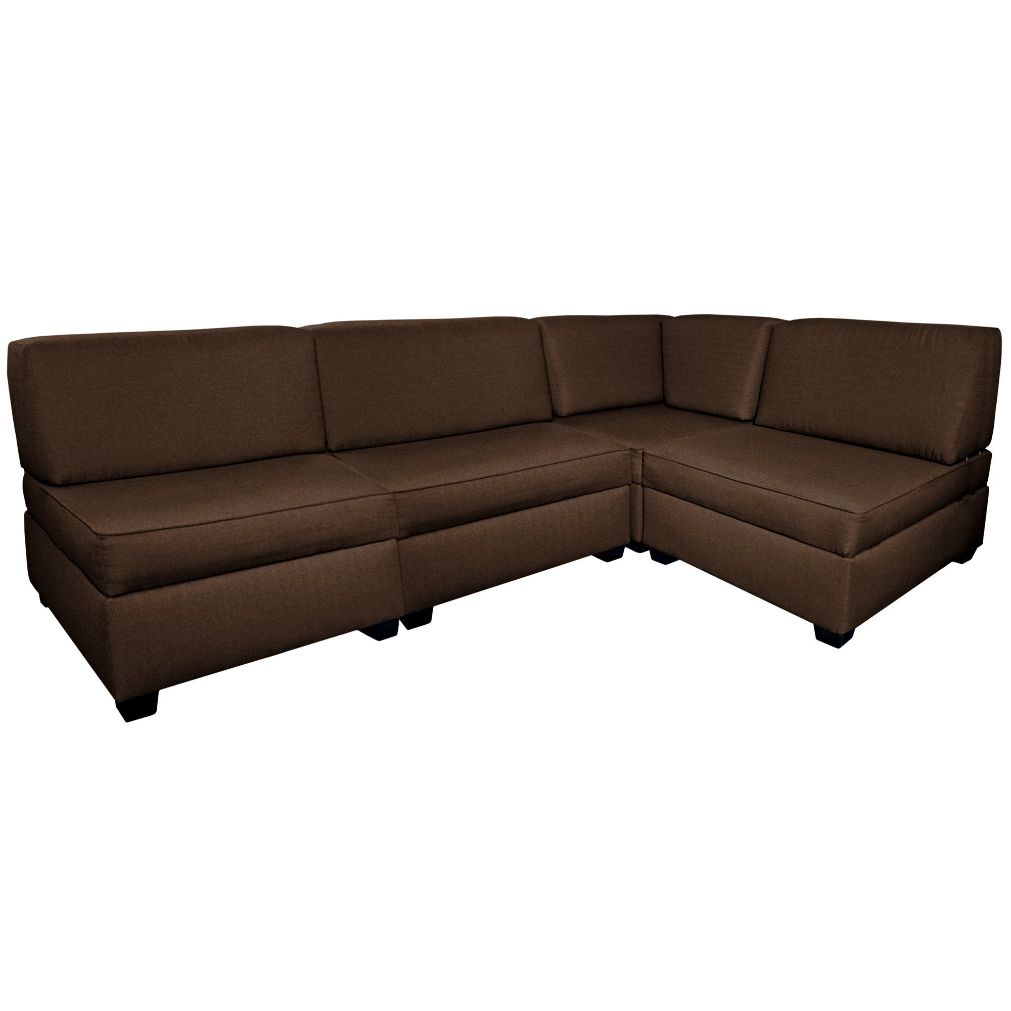 Duobeds Corner Modular Sectional Couch – DuoBed Store