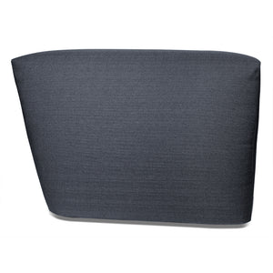 Duobed Sofa Corner Pillow connects to the Duobed Sofa Back Pillow to create a corner of comfort.