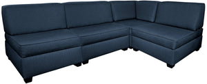 Modular Sectional Couch with Corner