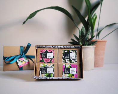 The Floral Soap Gift Set