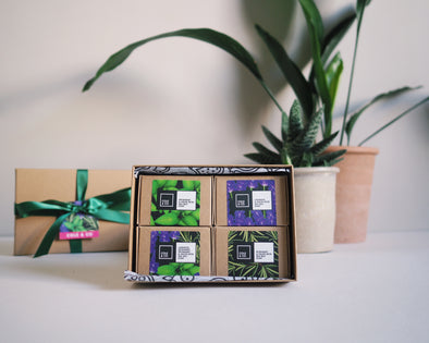 The Herbal Soap Gift Set