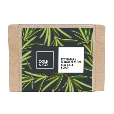 Rosemary & Halen Môn Sea Salt Soap