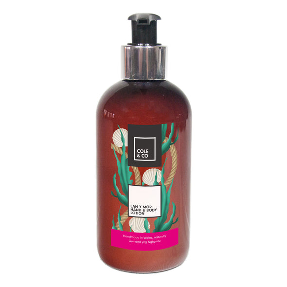 Lan Y Môr Hand & Body Lotion