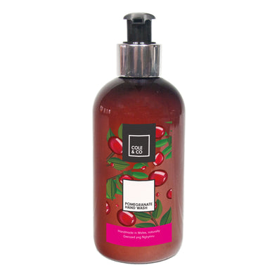 6 Pomegranate Hand Washes