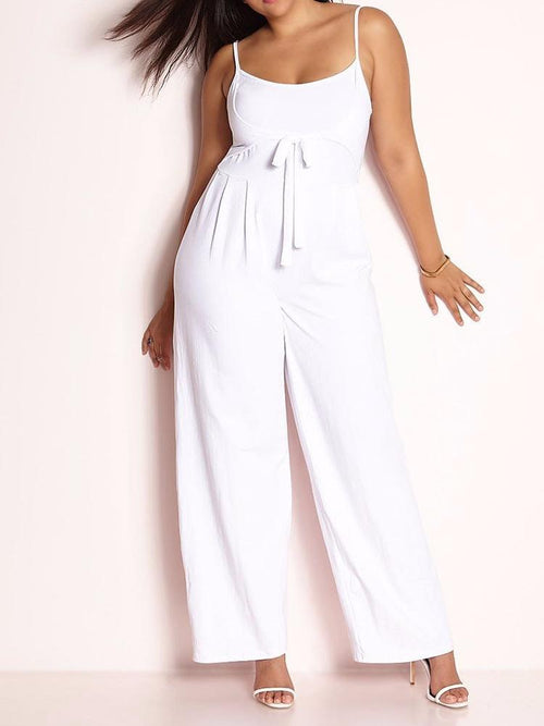 Wholesale  Pleated Jumpsuit